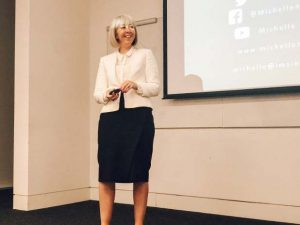 Female Entrepreneur - Motivational & inspiring speaker Oxford Brookes